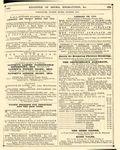 Bents Monthly Literary Advertiser, November 11, 1853, Page 15