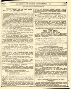 Bents Monthly Literary Advertiser, November 11, 1853, Page 19