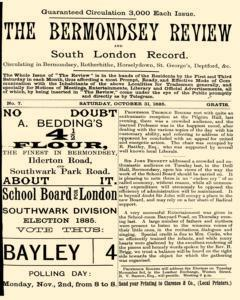 Bermondsey Review and South London Record