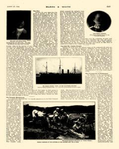 Black and White, August 20, 1904, Page 5