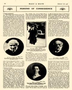 Black And White, January 18, 1908, Page 10