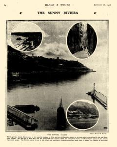 Black And White, January 18, 1908, Page 21