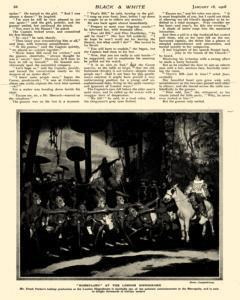 Black And White, January 18, 1908, Page 23