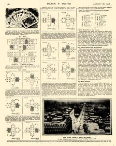 Black And White, January 18, 1908, Page 33