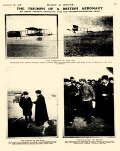 Black And White, January 18, 1908, Page 15