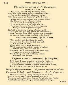 Bouquet, January 01, 1795, Page 332