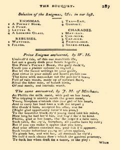 Bouquet, January 01, 1795, Page 276