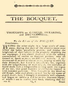 Bouquet, January 01, 1795, Page 289