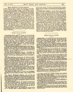 Brief News And Opinion, May 28, 1881, Page 27