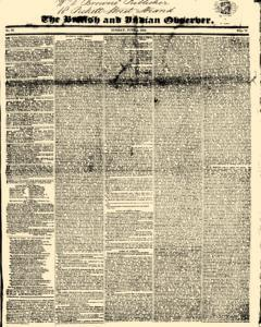 British And Indian Observer, June 06, 1824, Page 1
