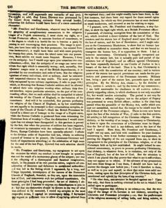 British Guardian, April 13, 1825, Page 6