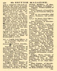 British Magazine, January 01, 1746, Page 13