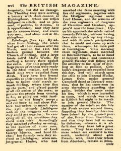 British Magazine, January 01, 1746, Page 15