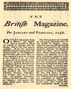 British Magazine, January 01, 1746, Page 4