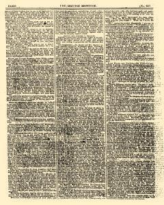 British Monitor, December 01, 1822, Page 6