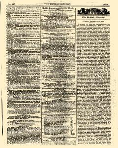 British Monitor, December 01, 1822, Page 3
