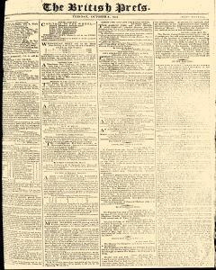 British Press, October 08, 1805, Page 5