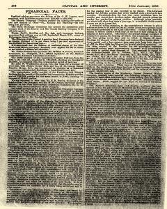 Capital and Interest, January 11, 1886, Page 4