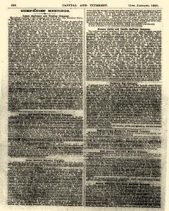 Capital and Interest, January 11, 1886, Page 6