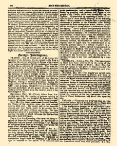 Champion and Review, January 10, 1819, Page 6