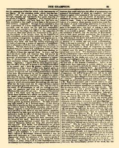 Champion and Review, January 10, 1819, Page 5