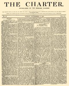 Charter, November 03, 1839, Page 1