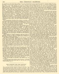 Christian Examiner and Advocate of Civil Liberty, February 01, 1847, Page 2