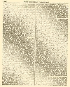 Christian Examiner and Advocate of Civil Liberty, February 01, 1847, Page 4