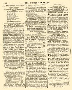 Christian Examiner and Advocate of Civil Liberty, February 01, 1847, Page 16