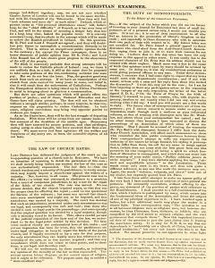 Christian Examiner and Advocate of Civil Liberty, February 01, 1847, Page 9