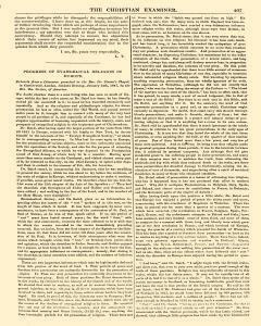 Christian Examiner and Advocate of Civil Liberty, February 01, 1847, Page 11