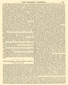 Christian Examiner and Advocate of Civil Liberty, February 01, 1847, Page 13