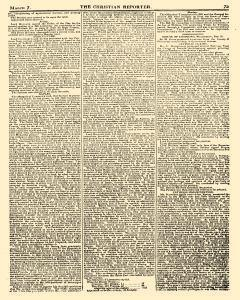 Christian Reporter, March 07, 1821, Page 3