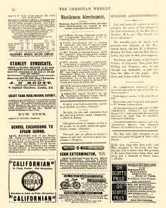 Christian Weekly, April 29, 1893, Page 6