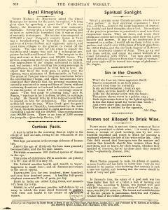 Christian Weekly, April 29, 1893, Page 26
