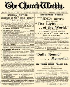 Church Weekly, March 05, 1897, Page 1