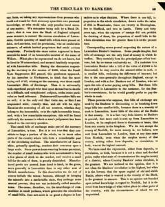 Circular to Bankers, June 12, 1828, Page 3