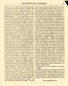 Circular to Bankers, October 03, 1828, Page 7