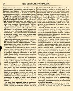 Circular to Bankers, December 26, 1828, Page 2