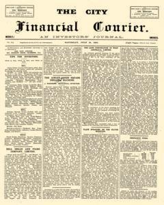 City Financial Courier