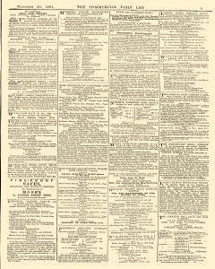 Commercial Daily List, November 30, 1861, Page 3