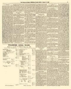 Courier and Middlesex Counties Courier Gazette, August 17, 1889, Page 3