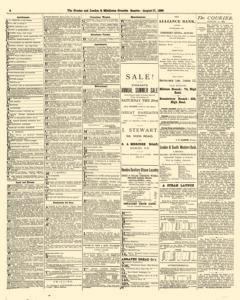 Courier and Middlesex Counties Courier Gazette, August 17, 1889, Page 4