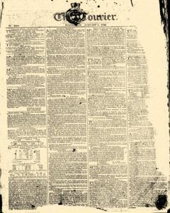 Courier, January 01, 1806, Page 1