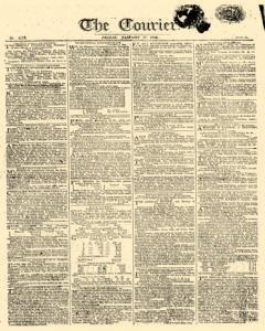 Courier, January 17, 1806, Page 1