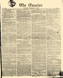 Courier, February 15, 1806, Page 1