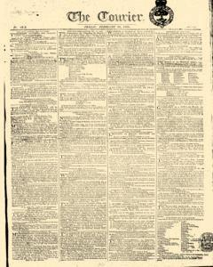 Courier, February 21, 1806, Page 1