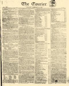 Courier, February 25, 1806, Page 1
