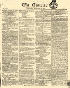 Courier, February 26, 1806, Page 1