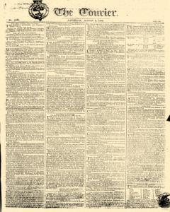 Courier, March 08, 1806, Page 1